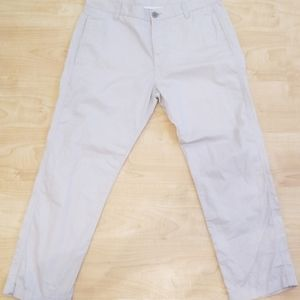 Calvin Klein Slim Fit 100% Cotton Chinos